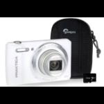 Praktica Luxmedia Z212 Camera Kit inc 32GB MicroSD Card & Case - White