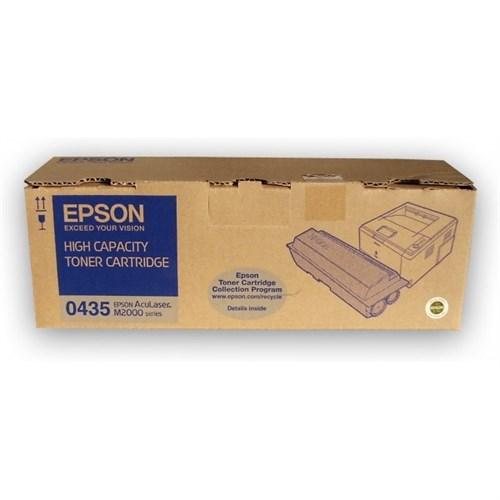 Epson C13S050435 (0435) Toner black, 8K pages @ 5% coverage