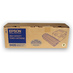 Epson C13S050435 (0435) Toner black, 8K pages @ 5% coverage