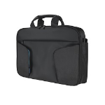 "Toshiba CoRace notebook case 40.6 cm (16"") Messenger case Black,Blue"
