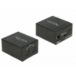 DeLOCK 18767 audio switch Black