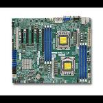 Supermicro X9DBL-i Intel C602 LGA 1356 (Socket B2) server/workstation motherboard