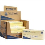 WypAll X50 CLEANING CLOTHS 50SHTS YLLW