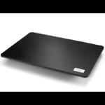 """DeepCool N1 notebook cooling pad 39.6 cm (15.6"""") Black"""