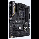 ASUS TUF GAMING B450-PLUS II motherboard AMD B450 Socket AM4 ATX