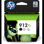 HP 3YL84AE (912XL) Ink cartridge black, 825 pages, 22ml
