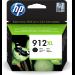 HP Cartucho de tinta Original 912XL negro de alta capacidad