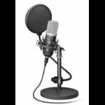 Trust 21753 microphone Studio microphone Black