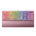 Razer BlackWidow V3 keyboard USB QWERTY US English Quartz metallic