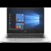 "HP EliteBook 830 G6 Notebook Zilver 33,8 cm (13.3"") 1920 x 1080 Pixels Intel® 8de generatie Core™ i7 8 GB DDR4-SDRAM 256 GB SSD Wi-Fi 6 (802.11ax) Windows 10 Pro"