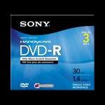 Sony 3 DVD-R
