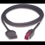 Epson 2150435 printer cable 3.66 m Black