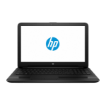 "Laptop HP 15-AY075NR Ci3 6GB 500GB 15.6"" Win10. REFURBISH dir"