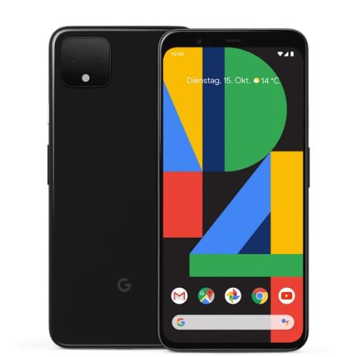 "Google Pixel 4 14.5 cm (5.7"") 6 GB 128 GB Black 2800 mAh"
