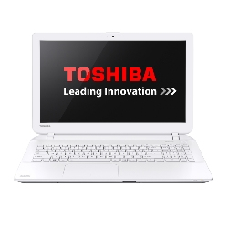 Toshiba Sat L50-B-1NX PSKT4E-088023EN Core i5-4210U 8GB 1TB 15.6IN BT CAM Win 8.1 White Refurb