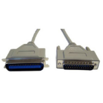 Cables Direct PC-105 printer cable Grey