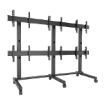 Chief LVM3X2U multimedia cart/stand Black Flat panel