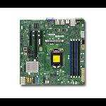 Supermicro X11SSL-F server-/werkstationmoederbord LGA 1151 (Socket H4) micro ATX Intel® C232