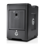 G-Technology G-SPEED Shuttle disk array 20 TB Desktop Black