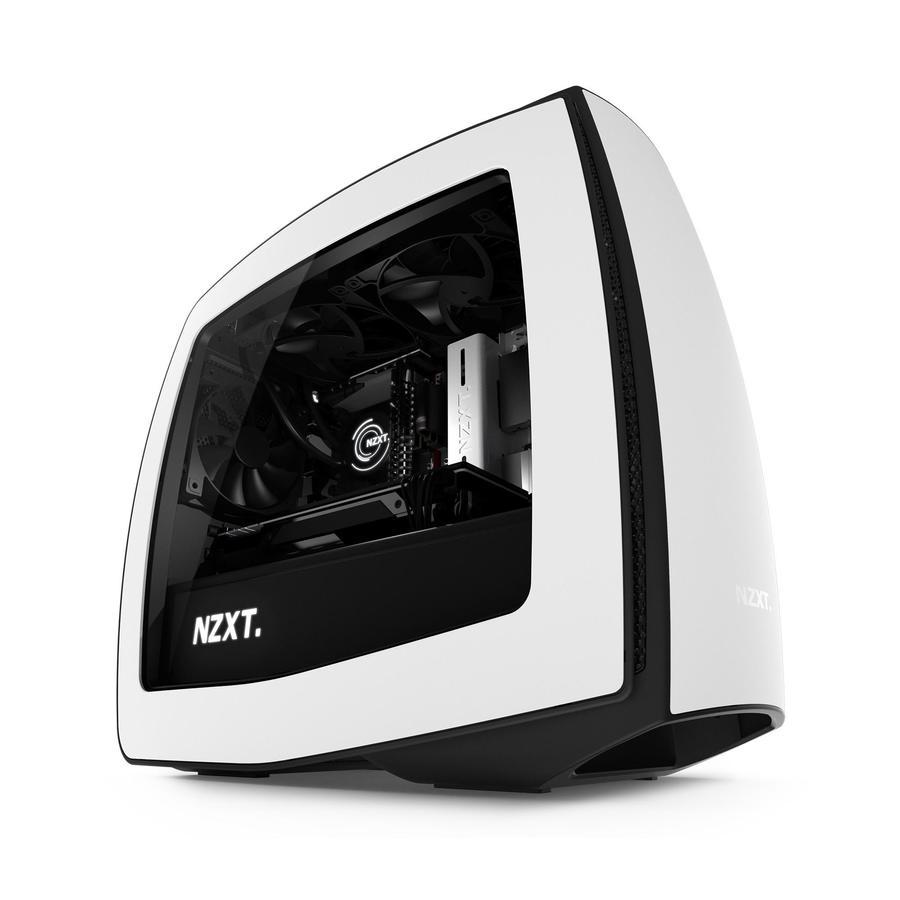 NZXT Manta ITX-Tower Black,White
