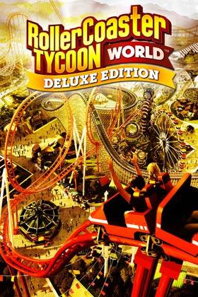 Nexway Act Key/RollerCoaster TycoonWorld-Dlx Ed vídeo juego PC Legendary Español