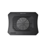 "Thermaltake Massive 20 RGB notebook cooling pad 48.3 cm (19"") 800 RPM Black"