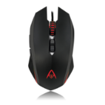 Adesso Multi-Color 7-Button Programmable Gaming Mouse iMouse X2