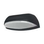 Osram Endura Style Wide Outdoor wall lighting Grey