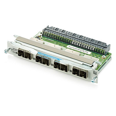 Hewlett Packard Enterprise 3800 4-port Stacking Module network switch component
