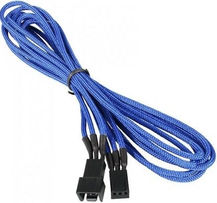 BitFenix BFA-MSC-3F60BK-RP cable interface/gender adapter 3-pin Black,Blue