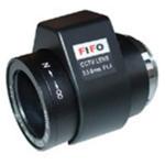"Fifo Optics LENS VARIFOCAL DC AUTO IRIS 3.5-8.0MM, 34.7-78.9 DEG, 1/3"" F1.4-360, CS MOUNT"