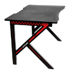 AKRacing AK-SUMMIT-RD computer desk Black,Red