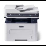 Xerox B205 A4 30 ppm draadloze machine voor kopiëren, printen en scannen, geschikt voor PS3, PCL5e/6, voorzien van ADF en 2 laden voor 251 vel