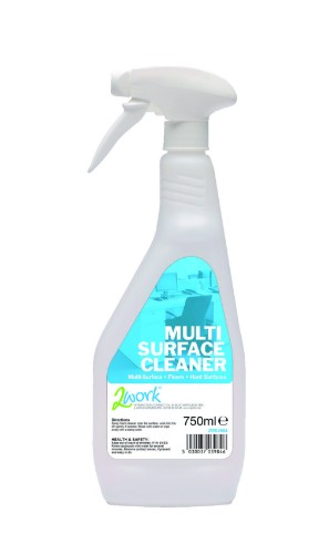 2Work 2W04587 all-purpose cleaner