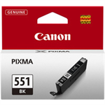 Canon CLI-551 BK Original Photo black 1 pc(s)
