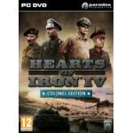 Paradox Interactive Hearts of Iron IV: Colonel Edition PC/Mac Basic+Add-on+DLC Mac/PC DEU Videospiel