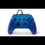 PowerA Sapphire Fade Blue USB Gamepad Analogue / Digital Xbox One