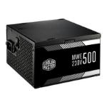 Cooler Master PSU 500W MWE White V2 ATX MOD 80+