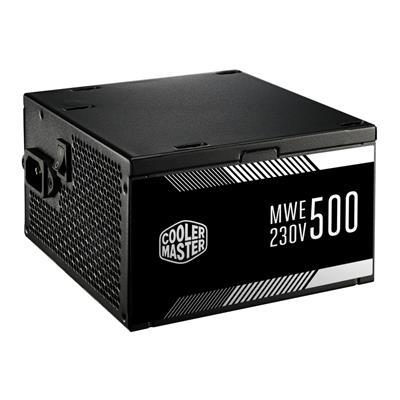 Cooler Master Coolermaster MWE 500W 80 Plus White PSU