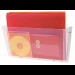 Deflecto A3 Landscape Single Pocket Literature File 64301