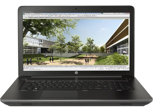 "HP ZBook 17 G3 2.6GHz I7-6700HQ 17.3"" 1920 x 1080pixels Black"