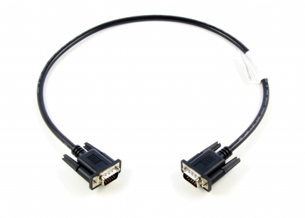 Lenovo 0.5m VGA VGA cable VGA (D-Sub) Black
