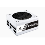 Corsair 750W RMX White 80+ Gold Fully Modular 135mm FAN ATX PSU 10 Years Warranty