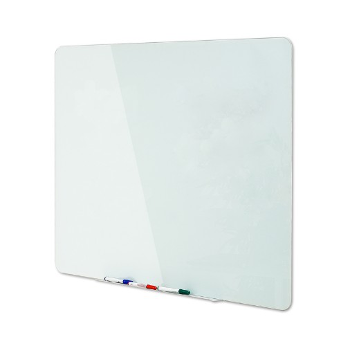 Bi-Office GL110101 magnetic board Glass White