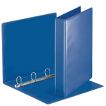 Esselte Panorama Ring Binders 4 x 30 mm Blue ring binder A4