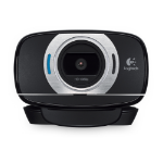 Logitech C615 webcam 1920 x 1080 pixels USB 2.0 Black