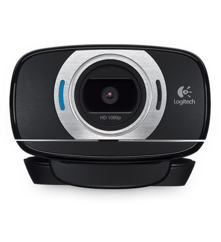 Logitech C615 webcam 1920 x 1080 pixels USB 2.0 Black