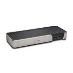 Kensington SD5200T 40000Mbit/s Zilver hub & concentrator