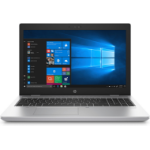 "HP ProBook 650 G4 Silver Notebook 39.6 cm (15.6"") 1920 x 1080 pixels 8th gen Intel® Core™ i5 i5-8250U 4 GB DDR4-SDRAM 500 GB HDD Windows 10 Pro"