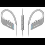 Panasonic RP-BTS55E-H mobile headset Binaural Ear-hook Grey